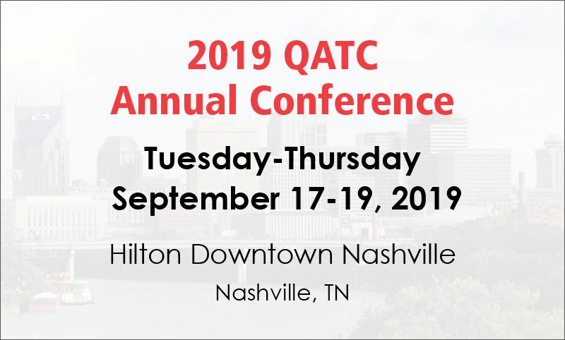 2019 QATC Annual Conference